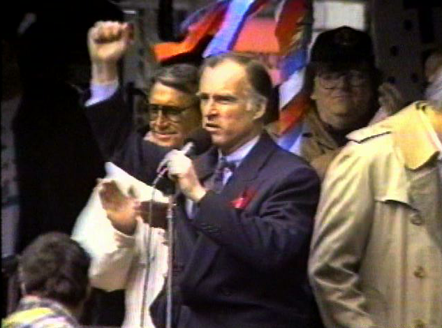 Take Back America: Brown, '92 (1992)