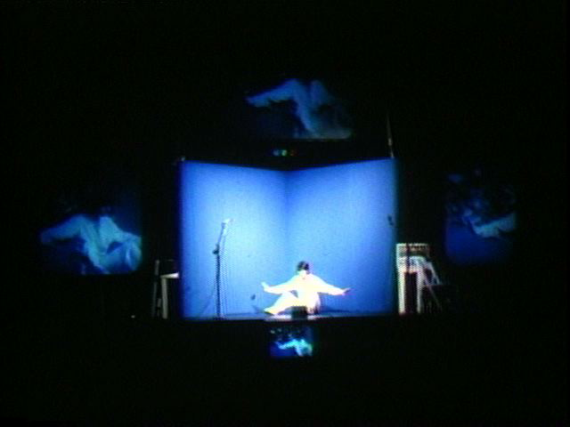 No Earth/No Earth Station (Performance) (1982-83)