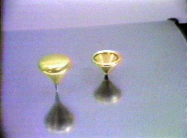 Steel, Lucite & Brass (1979)